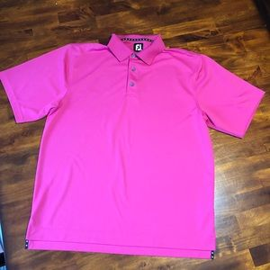 Men's Large Footjoy Polo